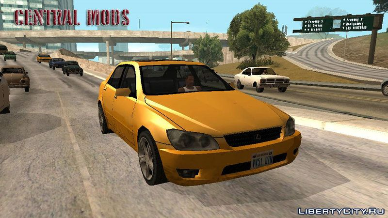 Replacement of emperor dff in GTA San Andreas (92 file)
