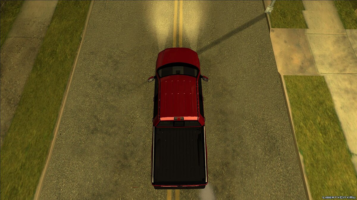 Lincoln car Lincoln Mark LT 2005 v. 1 for GTA San Andreas