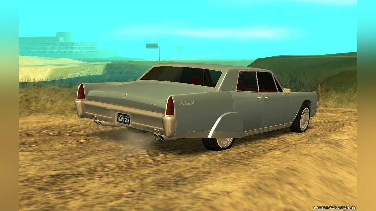 Lincoln car 1965 Lincoln Continental (Chino style) v1.0 for GTA San Andreas