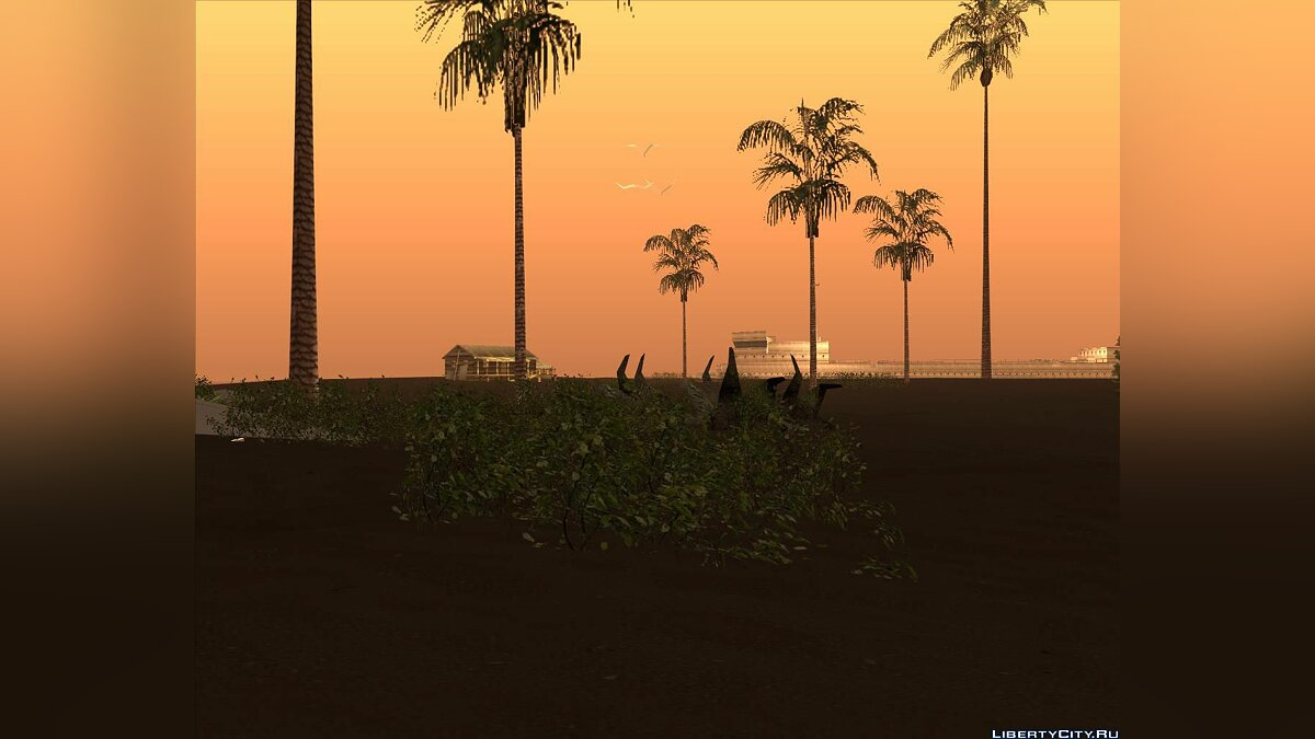 Lost Island for GTA San Andreas