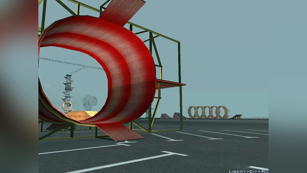Extreme Park part 4 for GTA San Andreas