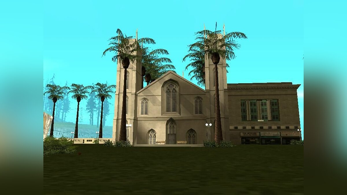 Islands and locations Island for GTA San Andreas