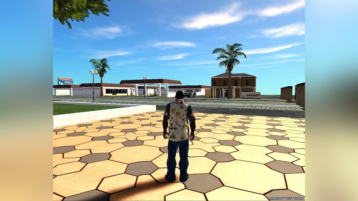 Islands and locations New ocean docks for GTA San Andreas