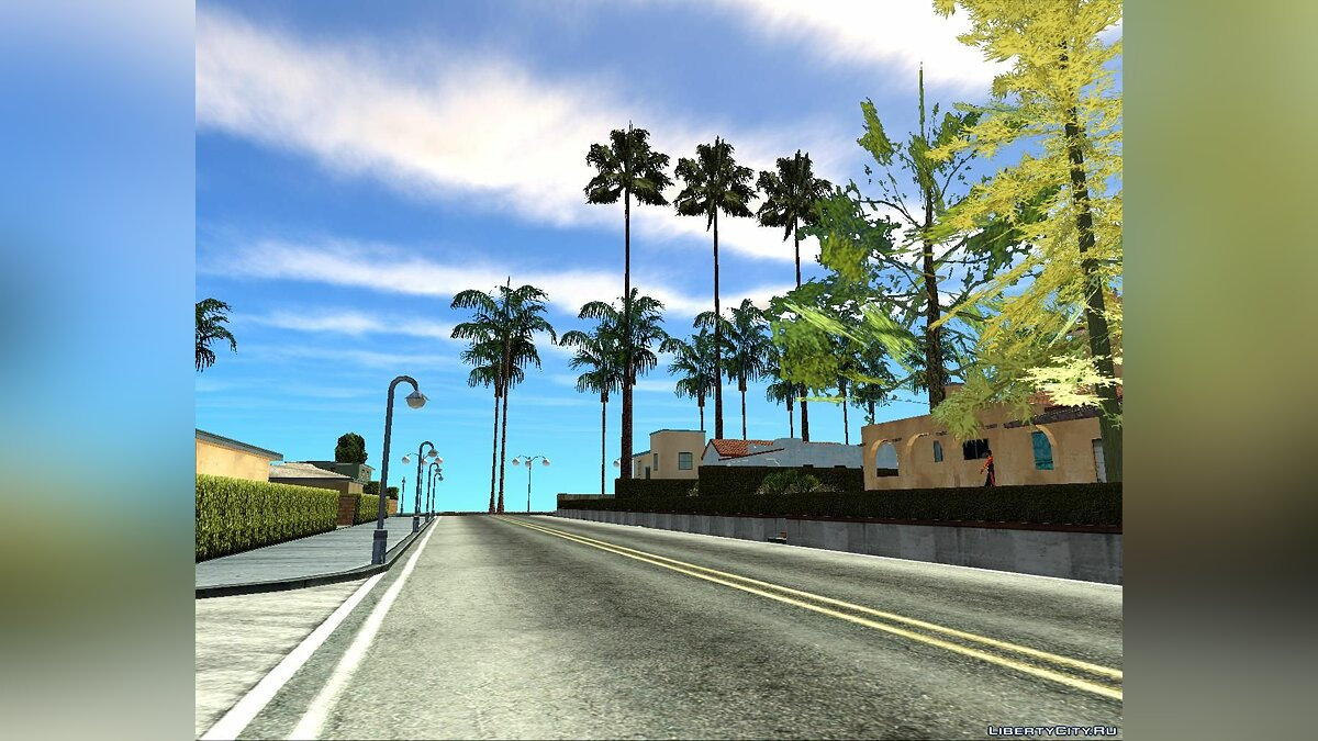 Islands and locations The Twin City of Los Santos in Las Venturas for GTA San Andreas