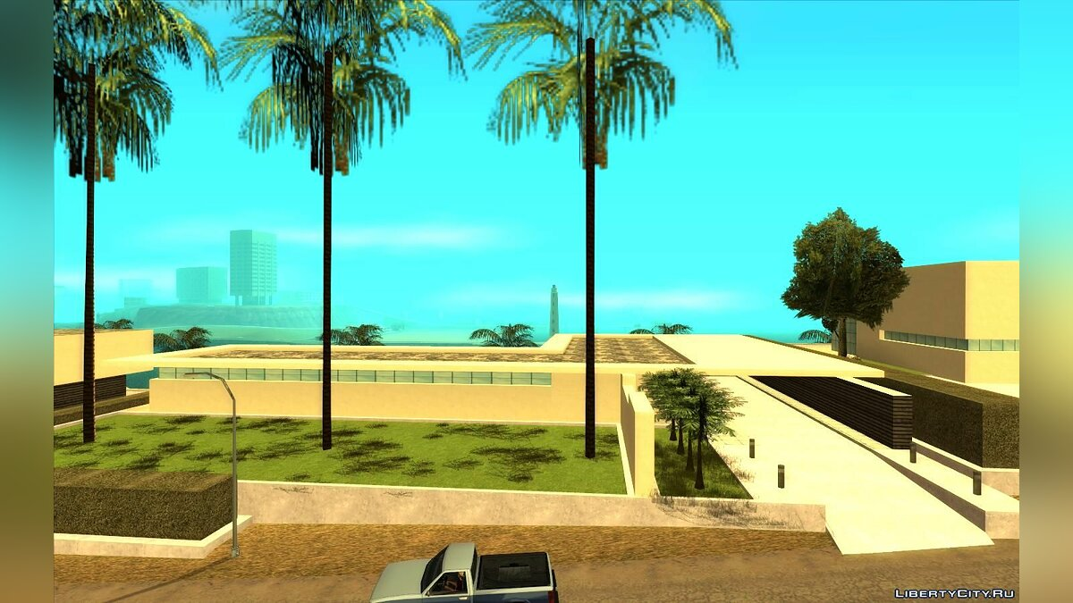 Islands and locations Mini Malibu (Update 09/29/2020) for GTA San Andreas