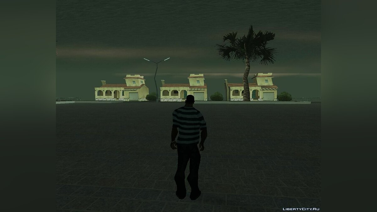 Islands and locations Underwater city park for GTA San Andreas