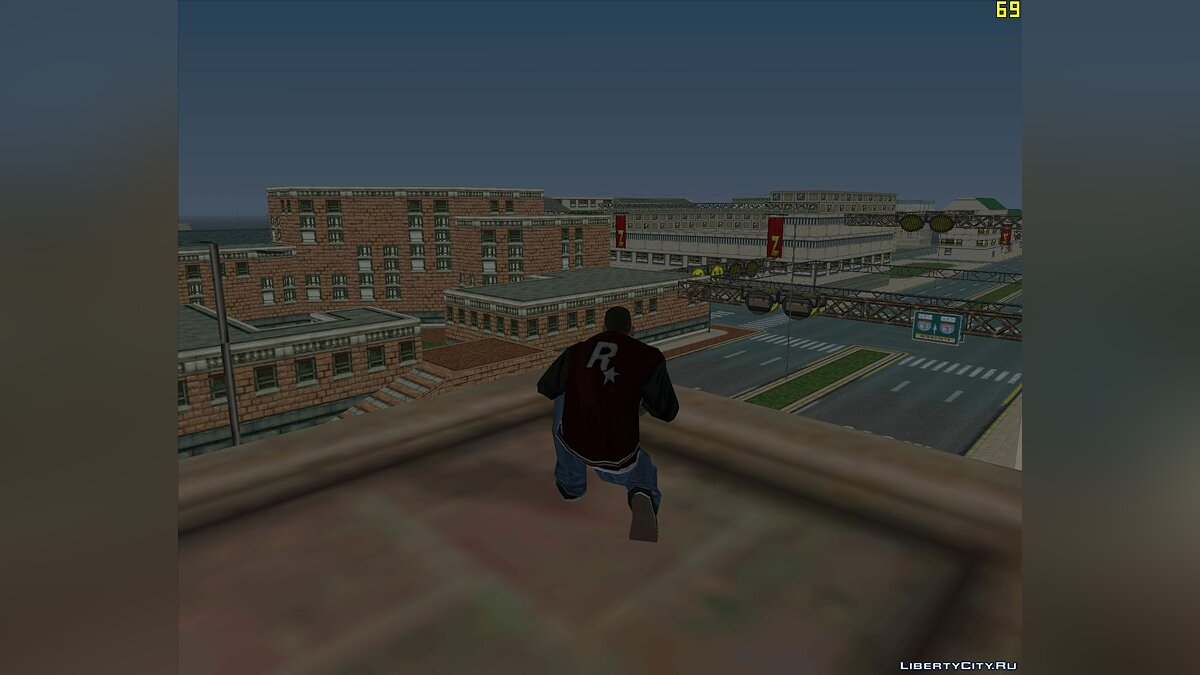 Islands and locations GTA2: 3D 2.0 for GTA San Andreas