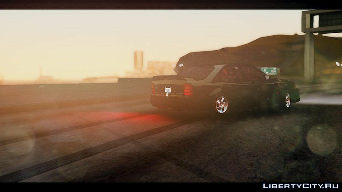 Lotus car Lotus Carlton 1992 [Tunable | Template | HQ] for GTA San Andreas