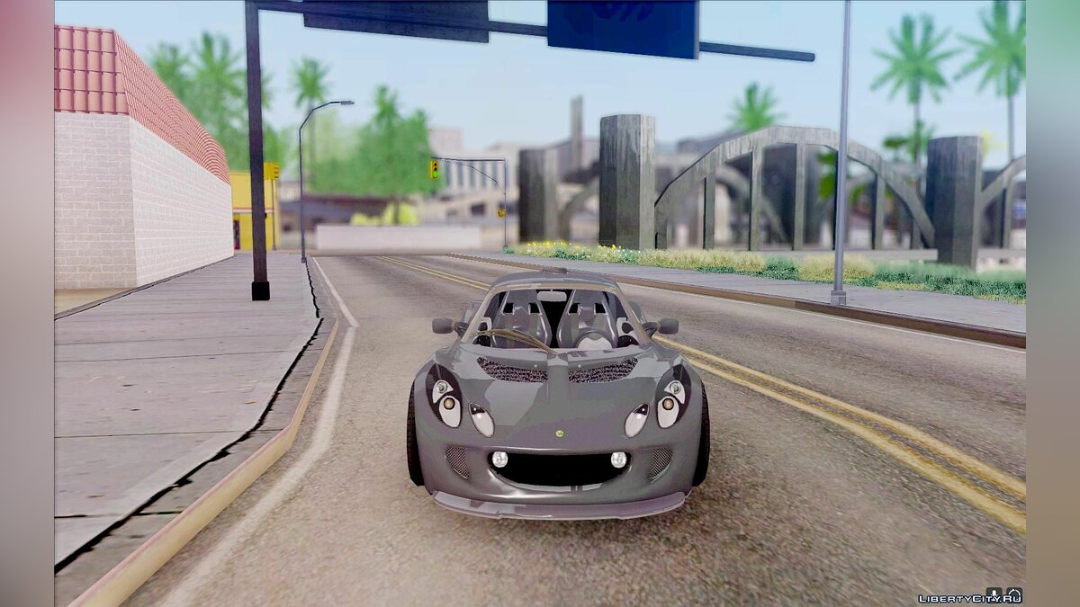 Lotus car Lotus Exige for GTA San Andreas