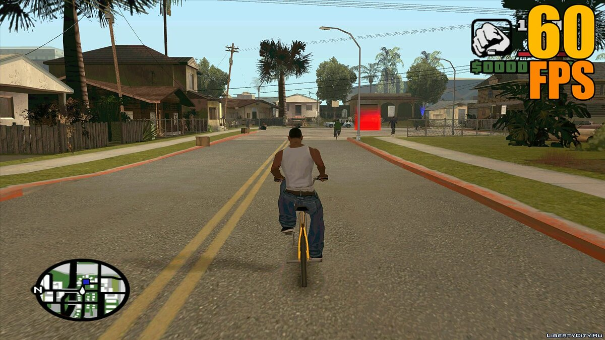 LUA script [lua] FPS limit 60/30 Auto switcher for GTA San Andreas