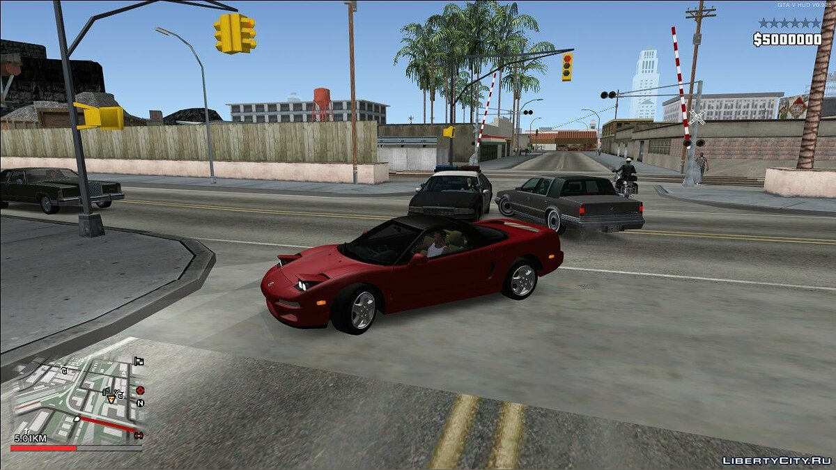 LUA script Auto Turn Signals for ImVehFt for GTA San Andreas