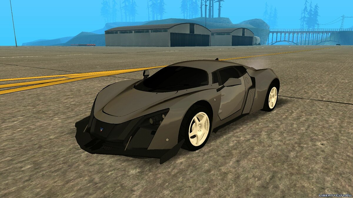 Marussia B2 for GTA San Andreas - Картинка #1
