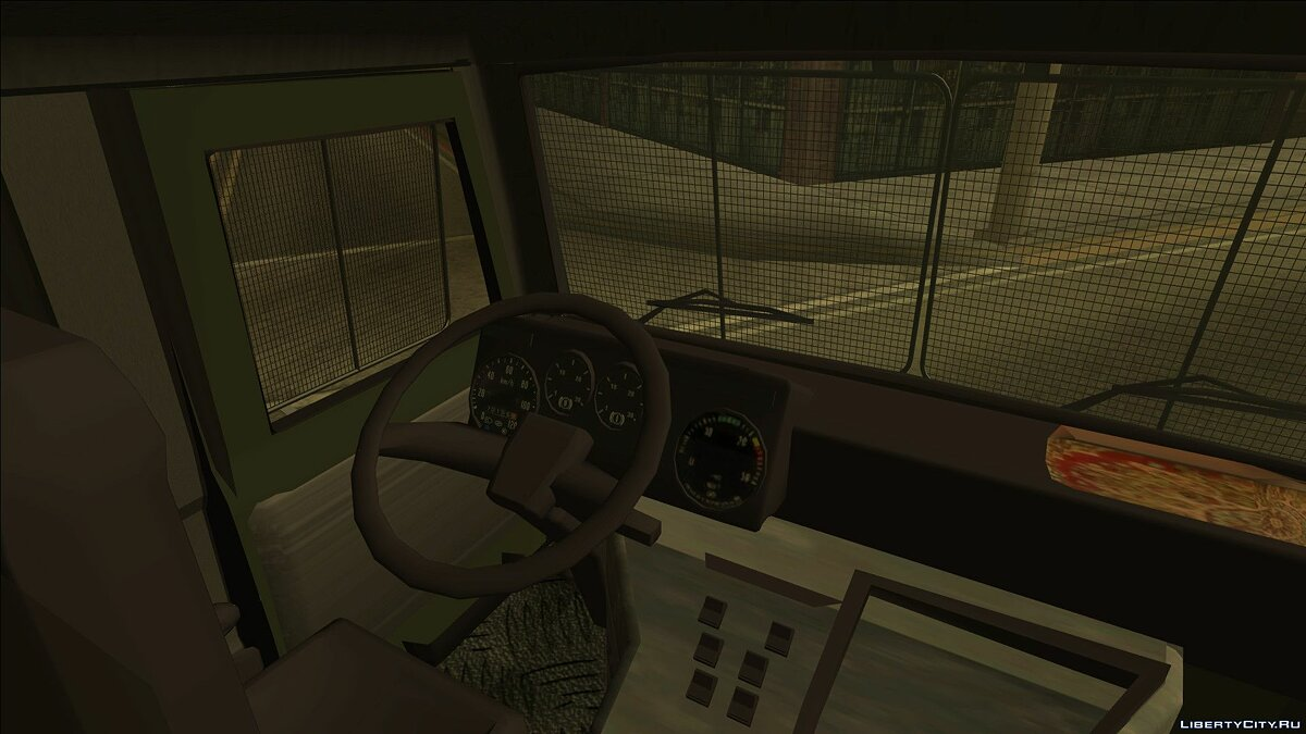 MAZ car MAZ for GTA San Andreas