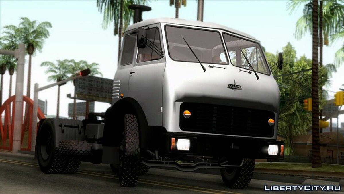 MAZ car MAZ-504 for GTA San Andreas
