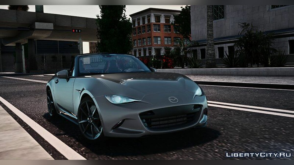 Mazda car Mazda MX 5 ND for GTA San Andreas
