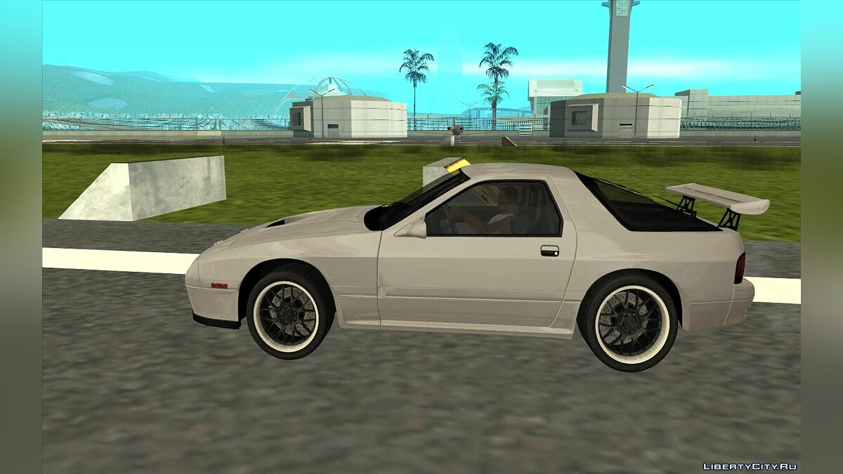 Mazda car Mazda RX-7 GT-X (FC3S) GT-Limited for GTA San Andreas