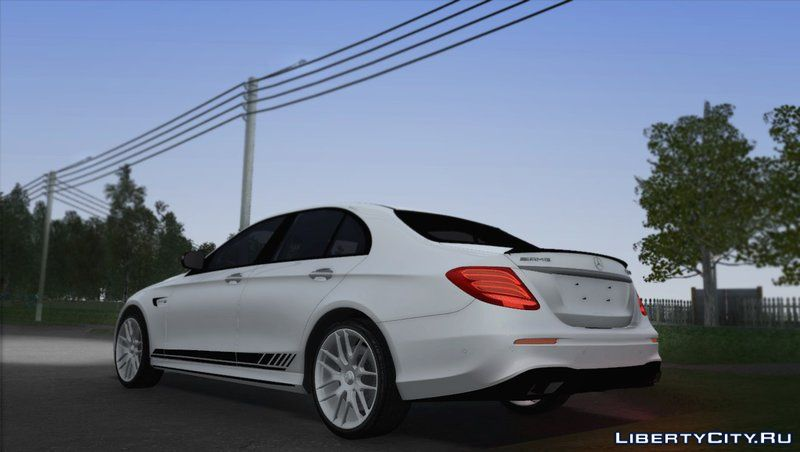 Mercedes benz e63s amg for gta san andreas for Mercedes benz e63s amg