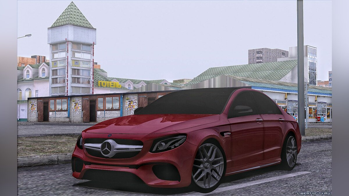 Mercedes-Benz W213 AMG E63s for GTA San Andreas - Картинка #1
