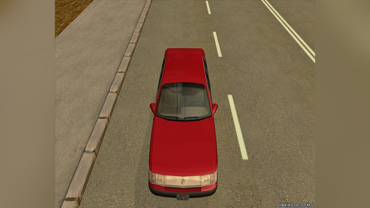 Mercury car Mercury Sable GS for GTA San Andreas