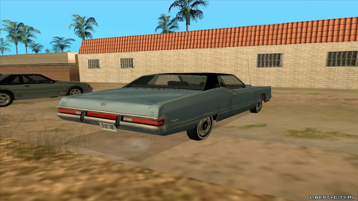 Mercury car 1971 Mercury Marquis 2dr for GTA San Andreas