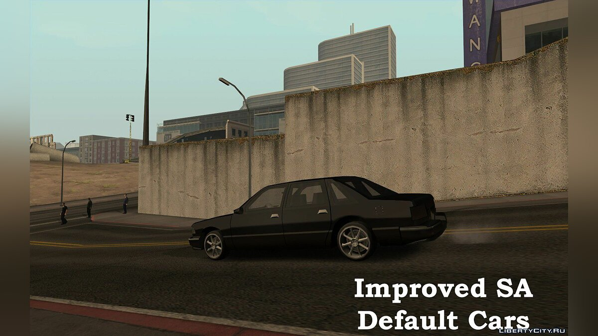 Mod Supplement to Rikintosh's Small Details for GTA San Andreas