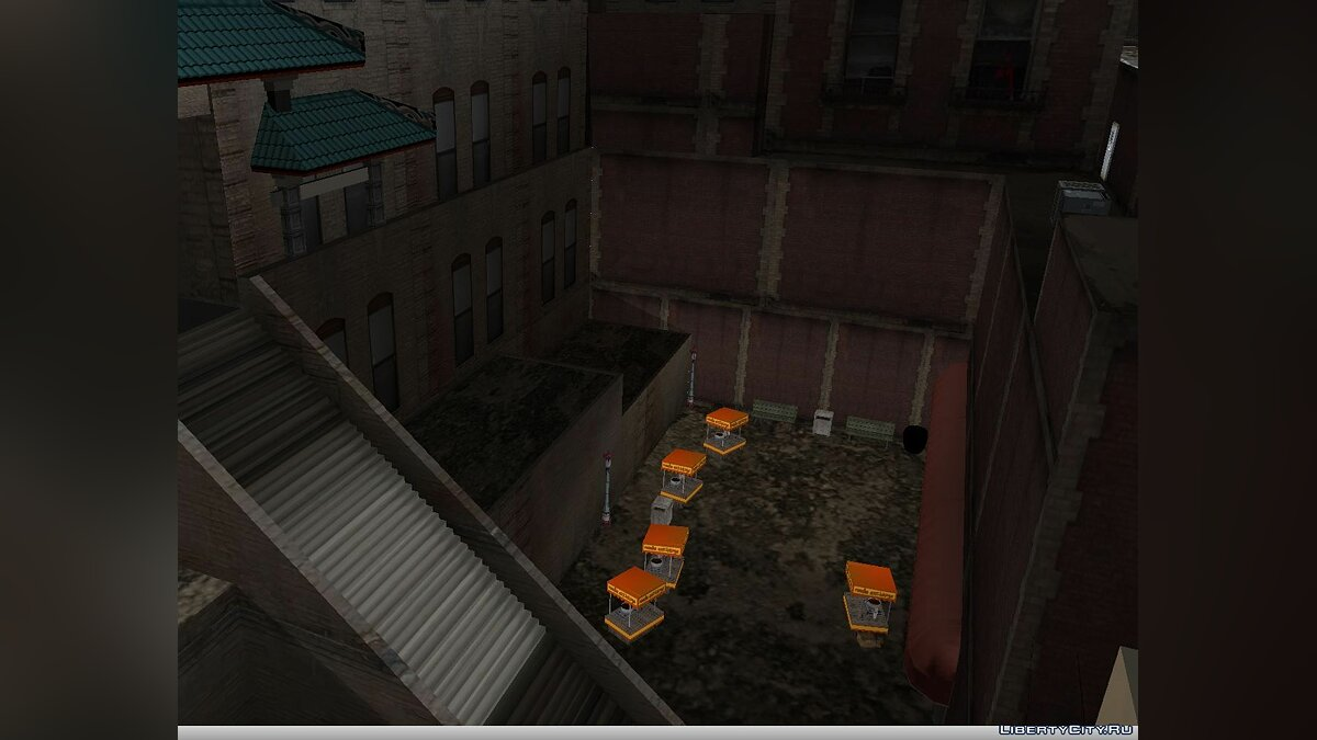 Mod Project Props 5.4.1 - revitalizing the map for GTA San Andreas