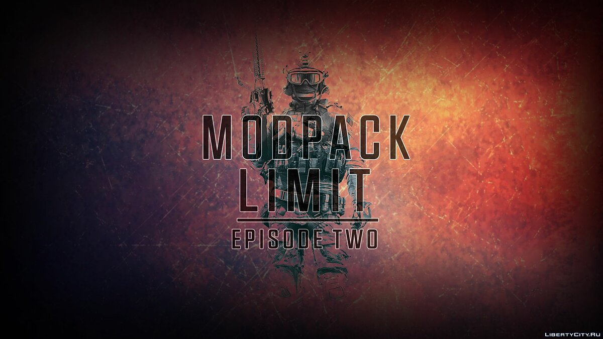 Mod ModPack LIMIT: Episode Two for GTA San Andreas