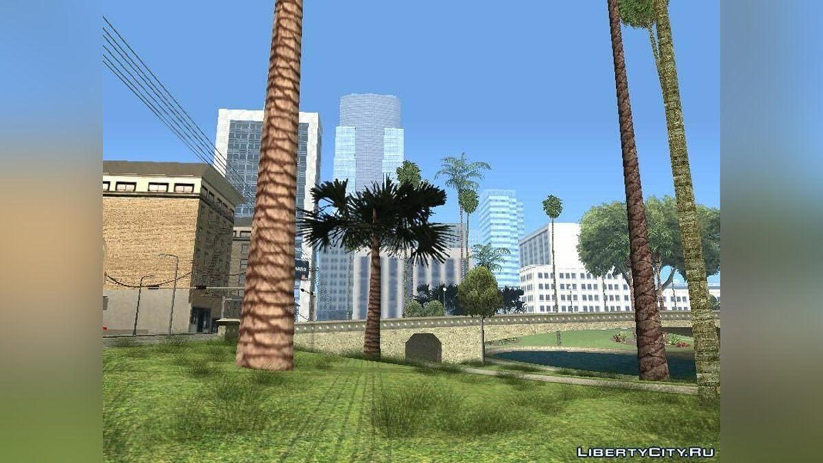 GTA V Timecycle for GTA SA for GTA San Andreas - screenshot #4