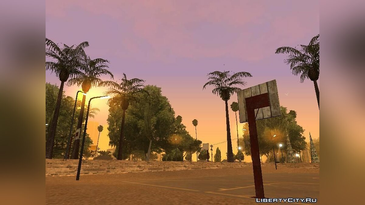 GTA V Timecycle for GTA SA for GTA San Andreas - screenshot #2