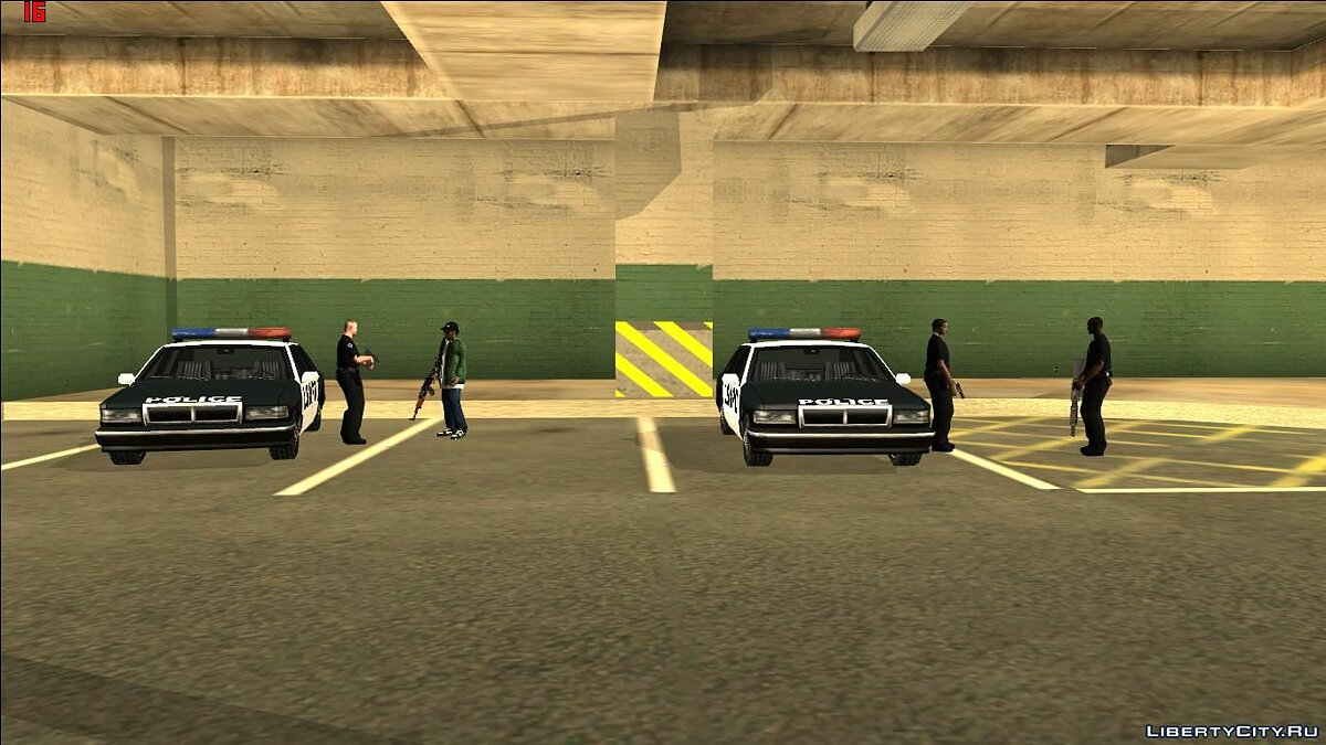 New mission A connoisseur of bones. Demo version ► Storyline for GTA San Andreas