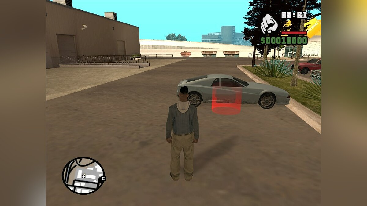 New mission History of Max: the Beginning for GTA San Andreas