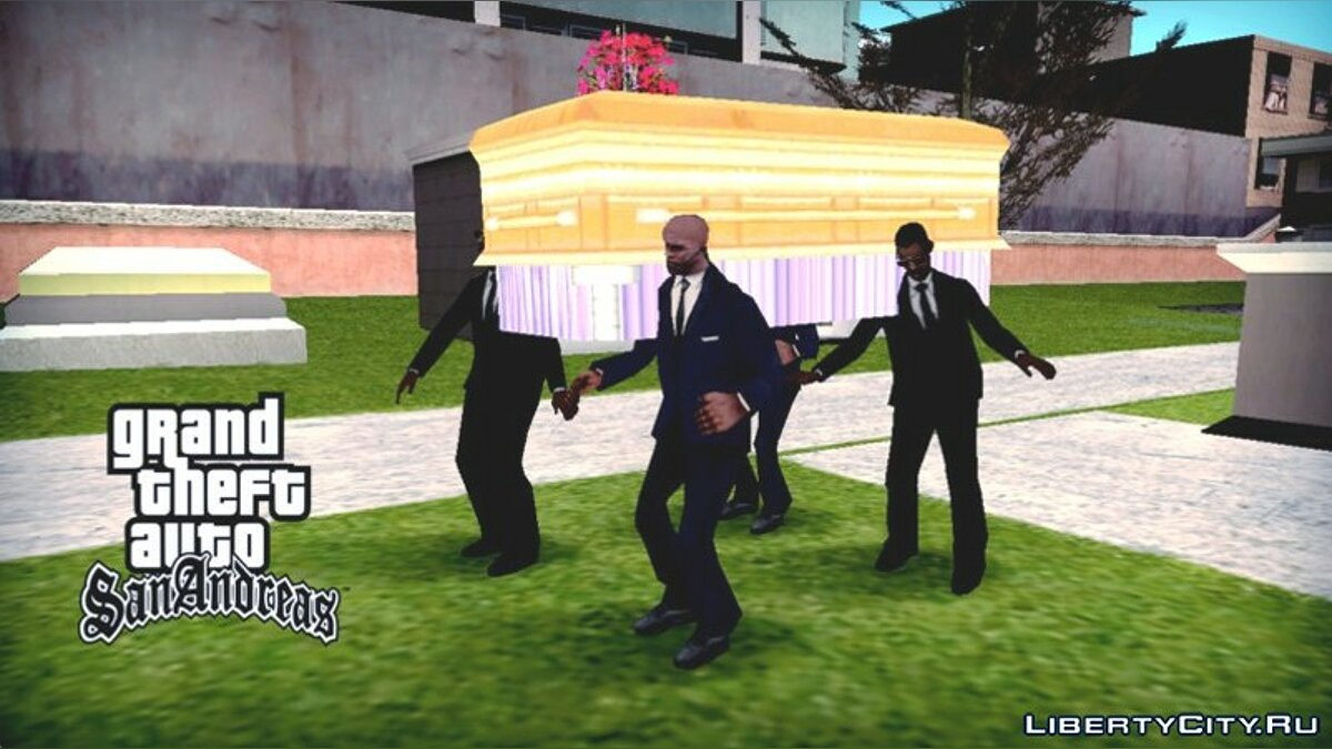 New mission Coffin Dance [Meme +] DYOM for GTA San Andreas