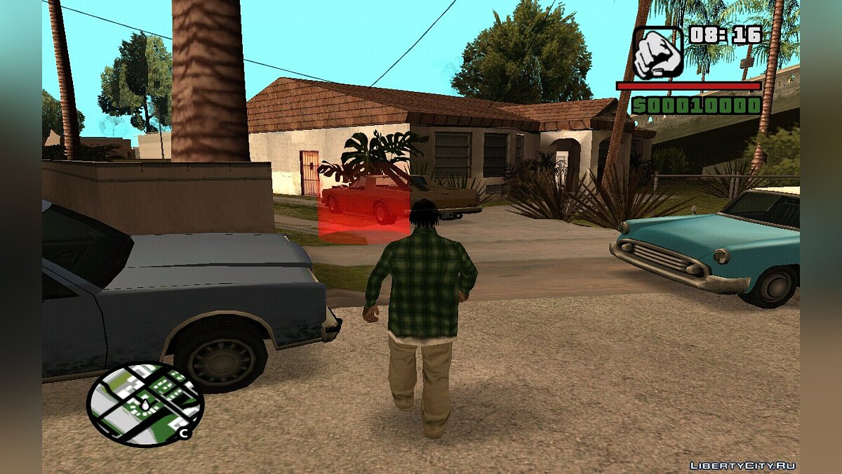 New mission Alex and his friends. 1 part for GTA San Andreas