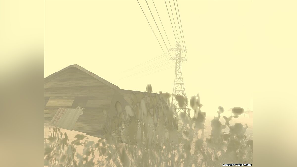 New mission Decomposition for GTA San Andreas