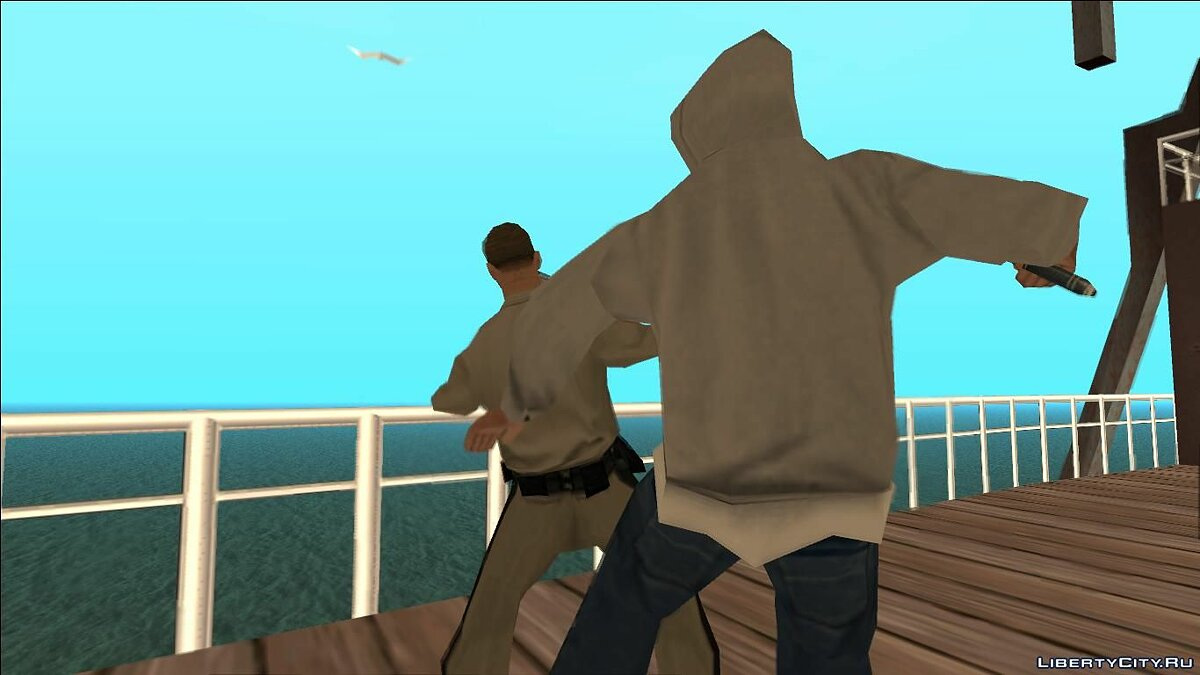 DEATH NOTE for GTA San Andreas - screenshot #5