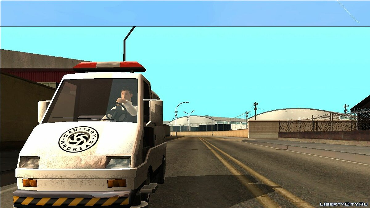 New mission Incredible Detective for GTA San Andreas