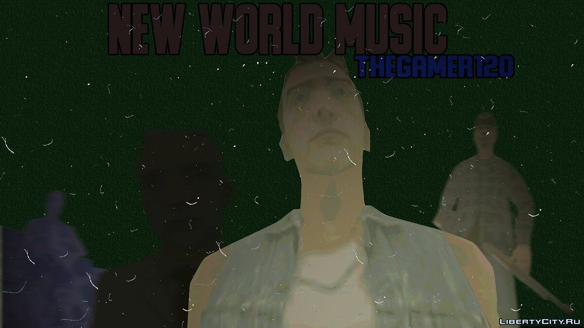 New mission New World Music for GTA San Andreas