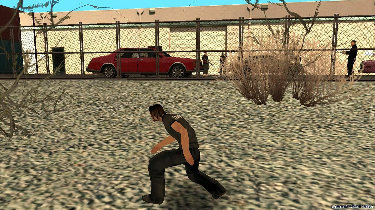 New mission The Sin City - Las Venturas, Act 1: The Asiat War for GTA San Andreas