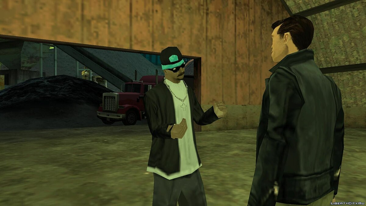 New mission The dark side of Los Santos (part 8) for GTA San Andreas