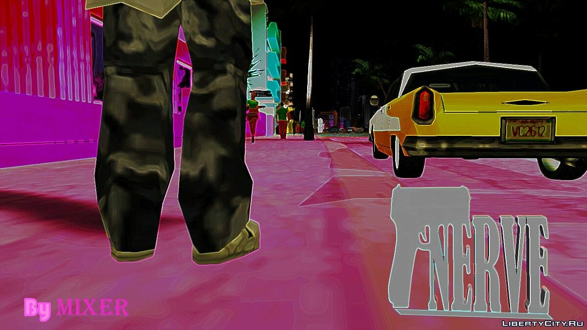 Nerve prolog for GTA San Andreas