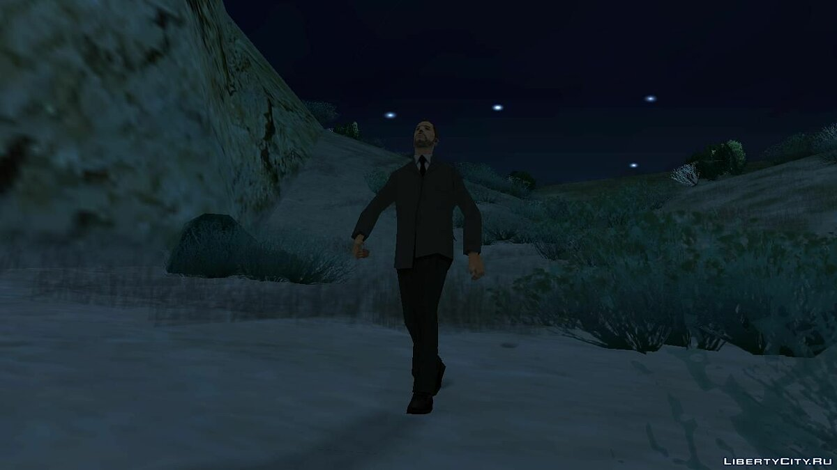 The mouth of the river for GTA San Andreas - screenshot #4