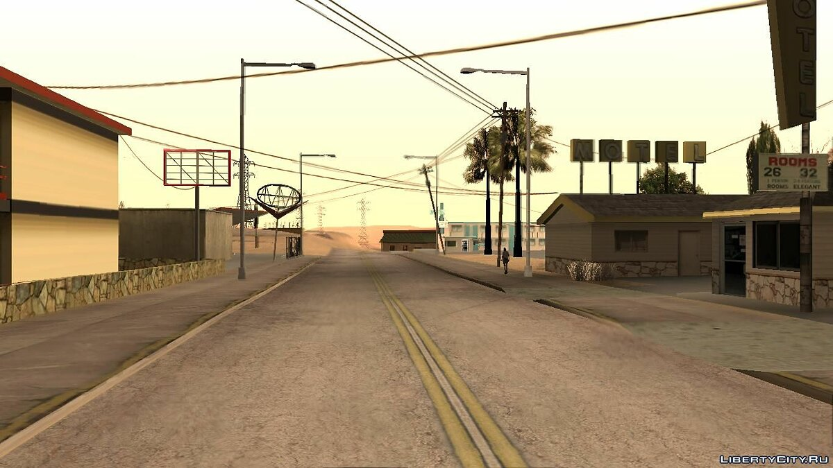 The mouth of the river for GTA San Andreas - screenshot #3