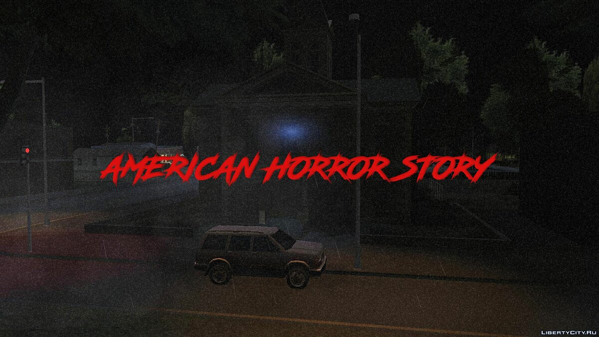New mission American Horror Story for GTA San Andreas