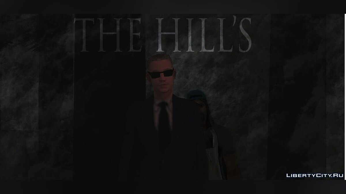New mission The Hill's for GTA San Andreas