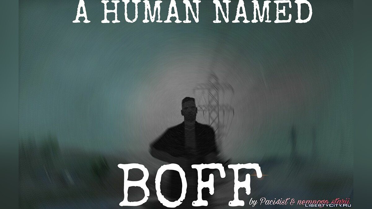 New mission A Human Named Boff for GTA San Andreas