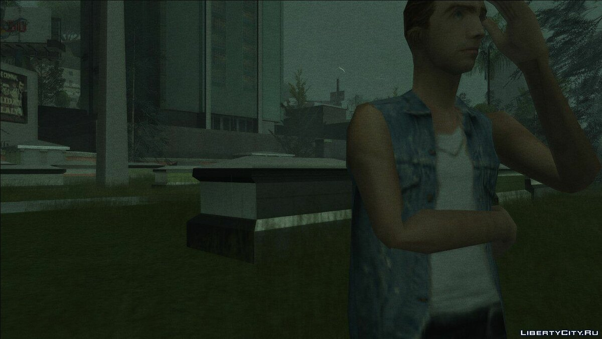 New mission ONE MISSION 20! 8 - compilation of missions from the competition for GTA San Andreas