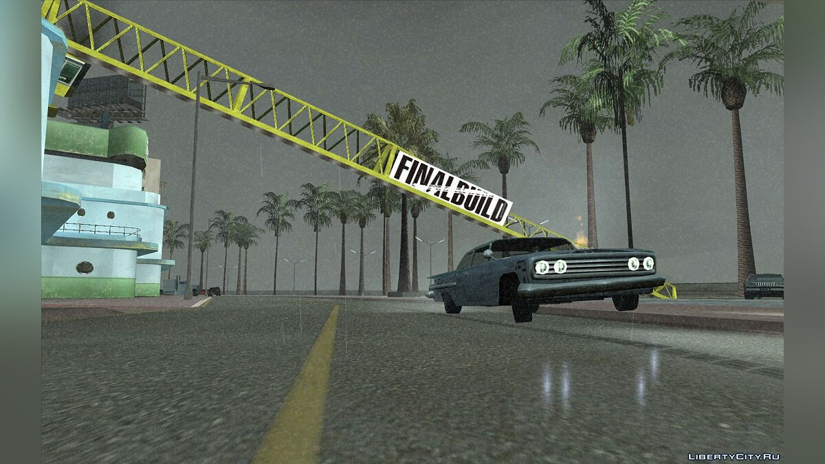 New mission Hatred for GTA San Andreas