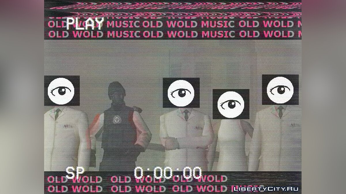 New mission Old World Music (DYOM 8.1) for GTA San Andreas