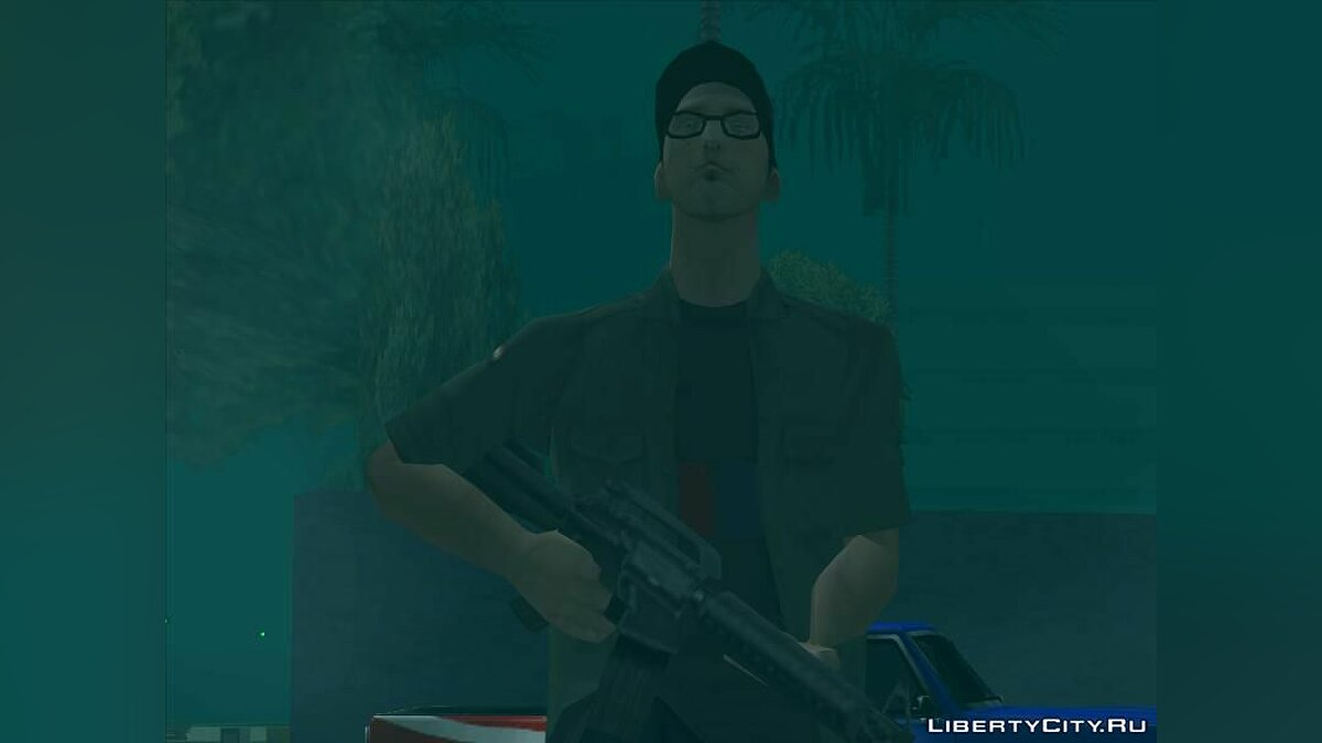 New mission Bottom Time for GTA San Andreas