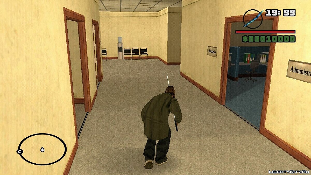New mission Physical pain for GTA San Andreas